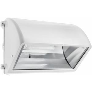 RAB WP2CH150QTW Wallpack 150w Mh Qt Hpf Cutoff And Lamp White