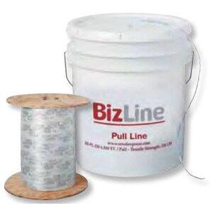 Bizline RXPL-500 Pull Line, Measuring Tape, 2000', 500 Pound Capacity