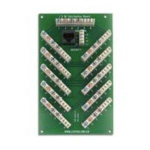 Leviton 47609-S10 Board Phone 1x10 6 Line