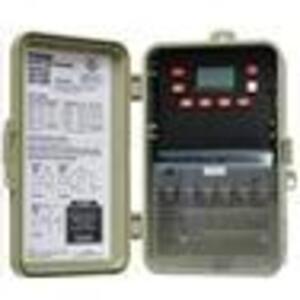 NSI Tork EWZ101 Time Switch, 7-Day, Astronomic, SPST, NEMA 3R, 40A, 120-277V