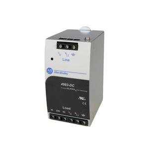 Allen-Bradley 4983-DC120-10 Filter, Surge Protective Device, 120VAC, 10A, DIN Rail Mount