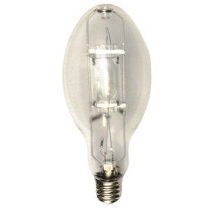Shat-R-Shield 90799F Metal Halide Lamp, Shatter-Resistant, BT37, 400W