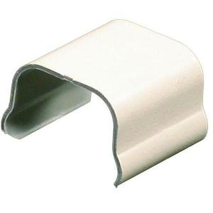 Wiremold V506 Raceway Connection Cover, Steel, Ivory, 500 Series
