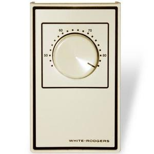 White-Rodgers 1A65-641 Baseboard Thermostat