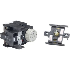 Square D 8501XTE1 Control Relay, Pneumatic Timing Attachment, 0.2-60 Seconds, On Delay