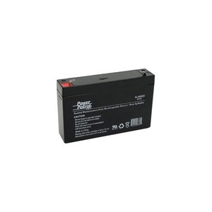Interstate Batteries SLA0925 6V 7.0 AH SLA - SEALED