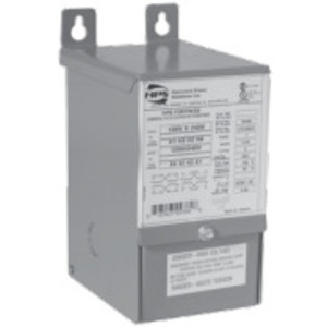 Hammond Power Solutions C1FC50LE Transformer, Encapsulated, Industrial, 500VA, 240/480 x 120/240V