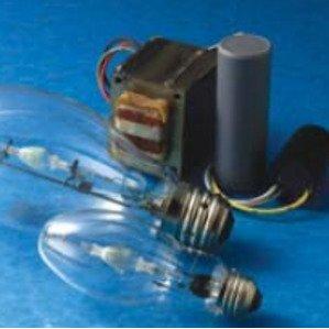 Candela MH150W/U/PS Metal Halide Lamp, Pulse Start, ED17, 150W, Clear