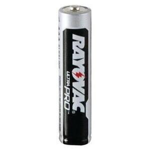 Rayovac ALAAA-8J AAA Battery, 1.5V