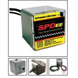 Advanced Protection Technologies S50A120V2PN Surge Suppressor, 50kA, 120/240VAC, 2P Split Phase, N-G Protection