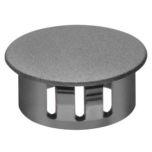 "Arlington NM903 Knockout Seal, Type: Snap-In, 1-1/4"", Black, Non-Metallic"