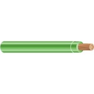 Multiple XHHW6STRGRN1000RL 6 AWG XHHW Stranded Copper, Green, 1000'