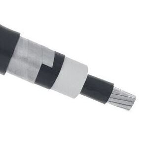 Omni Cable MVE31/001 Power Cable, 1/0 AWG, EPR Insulation-PVC Jacket, Shielded, 15kV