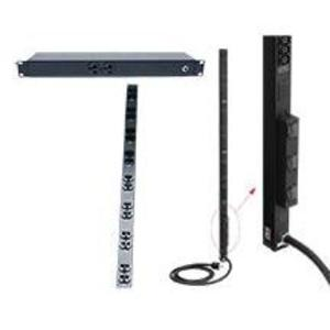Hoffman A19PSMB Rack, PDU, Mounting Bracket, for Side Mounts, with Hardware