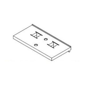 Hammond Power Solutions SPFBAK1 Fuse Block Adapter, 50 - 3000VA, for Third Party Blocks