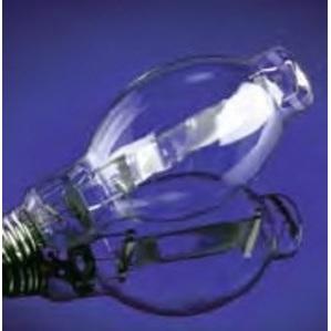 Venture Lighting MP875W/BU/BT37/PS Metal Halide Lamp, Pulse Start, BT37, 875W, Clear