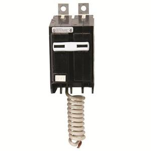 Eaton QBGFEP2030 Breaker, 30A, 2P, 120V, Ground Fault Equipment Protection