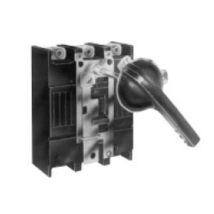 GE TEFHM2 Breaker Molded Case, Operating Mechanism, Handle, NEMA 1,3R,12