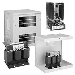 Allen-Bradley 1321-3R55-C Reactor, Input/Output, 55A, 0.85 mh, 3-5% Impedance, 200-690VAC