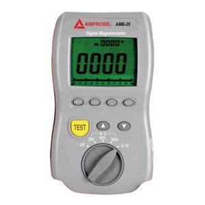 Amprobe AMB-25 Digital Insulation Resistance Tester