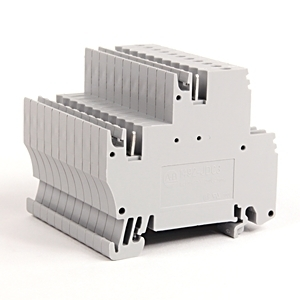 Allen-Bradley 1492-JDC3 Terminal Block, Plug-in, Combo Connection, 20A, 300V AC/DC, 2.5mm