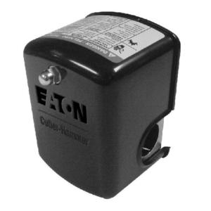 Eaton CHWPS3050DL Water Pump Pressure Switch, 30-50 PSI