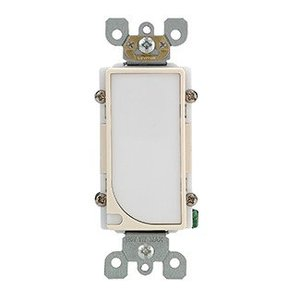 Leviton 6527-T LED Sensor Guide Light, Lt Almond