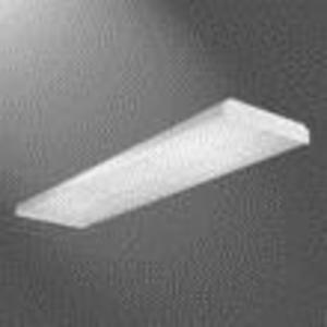 Metalux WN-232A-UNV-EB81-U Wrap, T8, 4', 2-Lamp, 32W, 120-277V