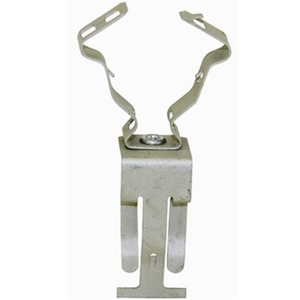 "Erico Caddy 6MATA Conduit Clip, 3/8"", Steel"