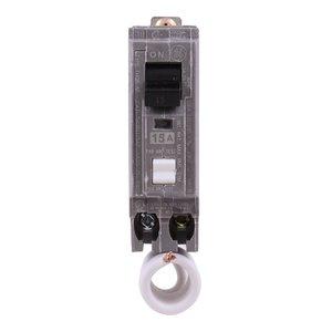 GE THQB1115AF 15A 1P 120V CKT BRKR