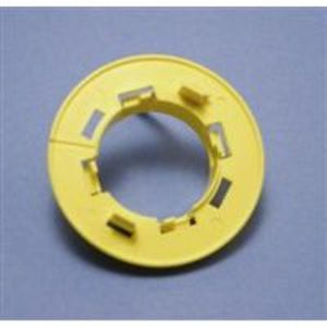 "Erico Caddy ESG1M Bushing, Type: Snap-In, 1-11/32"", Yellow, Non-Metallic"