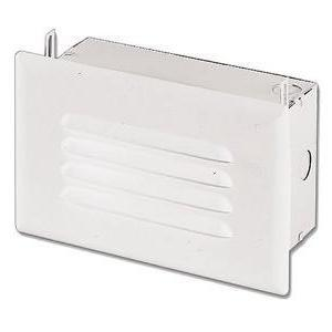 Halo H2920ICT Step Light, Incandescent, 25W, White