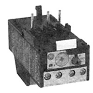GE RT1V MANUAL/AUTO OVERLOAD RELAY