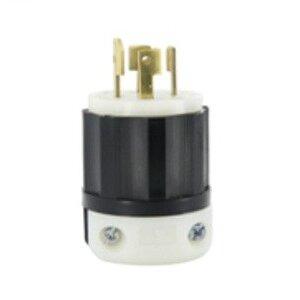Leviton 3431-C 30 Amp, 120/208V, Non-NEMA Locking Plug