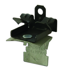"Erico Caddy CATHP24 Hammer-On Assemble for 1/4 to 1/8"" Flange"