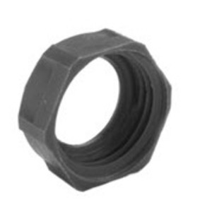 "Bridgeport Fittings 323 Conduit Bushing, Insulating, 1"", Threaded, Plastic"