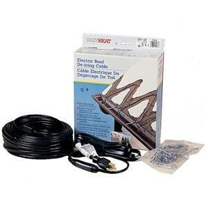 Easyheat ADKS-300 Roof Deicing Cable, 60'