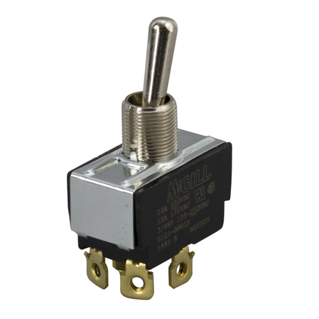 mcgill - 01210001n, 2-pole toggle switches, specialty, wiring devices -  platt electric supply