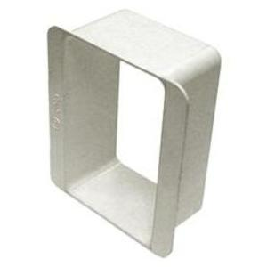 Bridgeport Fittings NMBE-2 Box Extender, 1-Gang, For Nonmetallic Boxes