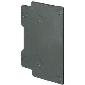 "Arlington FA102D Switch Box Partition, Voltage Divider, Depth: 3-3/4"", Non-Metallic"
