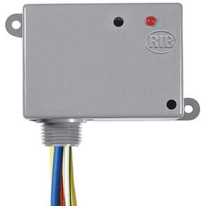 Functional Devices RIB2401B Relays, 20 Amp, 24V AC/DC/120VAC Coil, SPDT, Power Control
