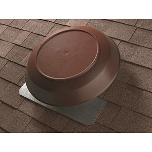 Broan 355BR BRN 355 BROWN ATTIC FAN