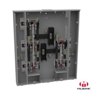 Milbank U2865-X 200A 4T RL OU 5P MAIN