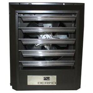 Berko HUHAA348 350 CFM, 3KW, 480V, 3 Phase, Horizontal/Downflow Unit Heater