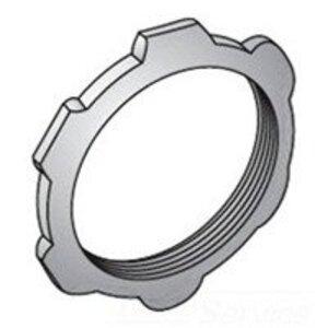 "EGS L-200-D Locknut, Size: 3/4"", Material: Zinc Die Cast"