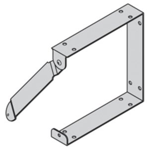 """Cooper B-Line 66-C Wireway Connector, Type 1, Lay-In, 6"""" x 6"""""""