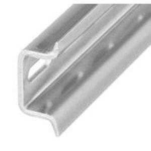Allen-Bradley 1492-DR9 DIN Rail, 35mm x 15mm x 1m,  Zinc Plated, Chromated Steel