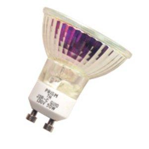 Halco 107180 Halogen Lamp, MR16, 50W, 120V, FL50