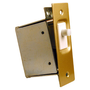 Lee Electric 210DN Door Switch, 120VAC, Gold Plate