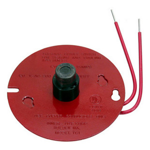 Highfield Manufacturing 95010 Round Thermal Cut-off, 165 Degree Fahrenheit Fuse